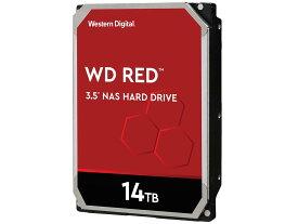 WESTERN DIGITAL WD Red 3.5インチ内蔵HDD 14TB SATA6Gb/s 5400rpm 512MB(WD140EFFX)【smtb-s】