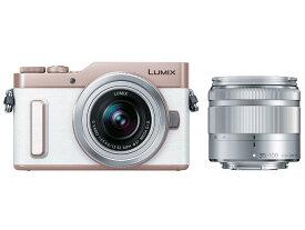 パナソニック デジタル一眼カメラ LUMIX GF90WA ダブルズームキット (ホワイト) (DC-GF90WA-W)