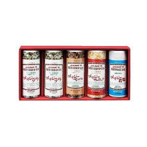 日本緑茶センター クレイジーソルト ギフトセット 4種類入 1933【smtb-s】