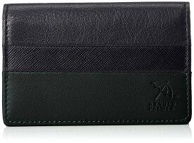 ARNOLD PALMER(アーノルドパーマー) Arnold Palmer アーノルドパーマー 牛革 名刺入れ カードケース メンズ ギフト 4AP3300 黒(BK) (1511714)
