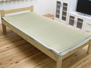 イケヒコ・コーポレーション 医師との共同開発 い草寝具 『アスク ベビー汗取P』 約70×120cm【smtb-s】
