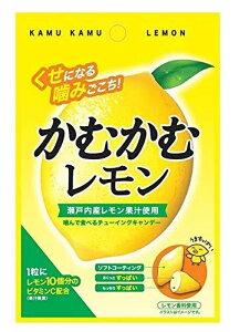 三菱食品 かむかむレモン 30g【入数:10】【smtb-s】