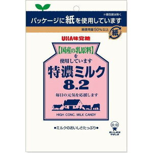 味覚糖 特濃ミルク8.2 88g【入数:6】【smtb-s】