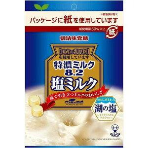 味覚糖 特濃ミルク8.2 塩ミルク 75g【入数:6】【smtb-s】
