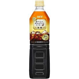 UCC #おいしいカフェインレスコーヒー 無糖 930ml×12本