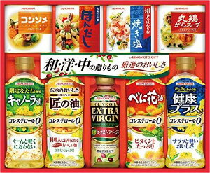 味の素 和洋中バラエティ調味料ギフト A-30N【smtb-s】