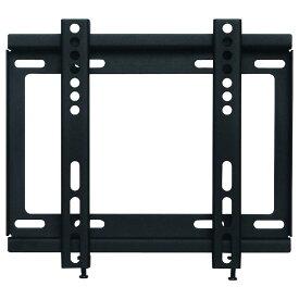 朝日木材加工 STD004 ウォールフィットマウント 推奨テレビサイズ 26〜43V STD-004-BK ブラック