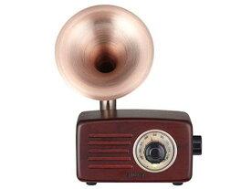 株式会社アイワ SBFH20 ブルートゥーススピーカー SB-FH20 ブラウンウッド [Bluetooth対応]【smtb-s】