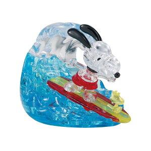 ビバリー 50258 クリスタルパズル スヌーピー サーフィン