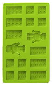 アイナック SLIC-100G ダイヤブロック シリコン製氷器(グリーン)【smtb-s】