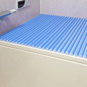 東プレ カラーウェーブ風呂フタ M10 70×100 (cm)ブルー