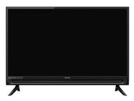 シャープ(SHARP) シャープ 32V型 液晶テレビ AQUOS ハイビジョン 外付けHDD対応 2018年モデル 2T-C32AC2