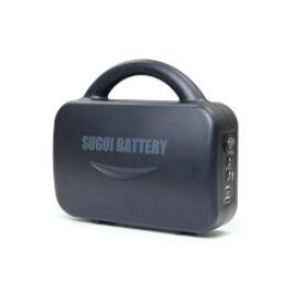システムトークス スゴイバッテリー Ver.2 DX SGB-MDC300LP2-DX(SGB-MDC300LP2-DX)