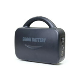 システムトークス スゴイバッテリー Ver.2 SGB-MDC300LP2(SGB-MDC300LP2)