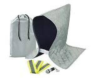 アズワン 簡易頭巾3点セット7-3770-01