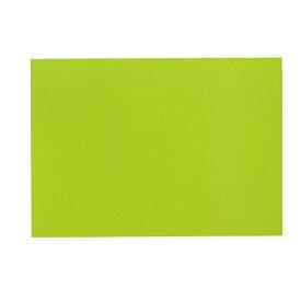 エヒメ紙工 カラー工作紙 A3 きみどり 10枚 450×320mm CK-A3キミドリ【入数:5】