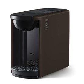 UCC(上島珈琲) UCC ドリップポッド 一杯抽出 コーヒーマシン カプセル式 DP3 ブラウン