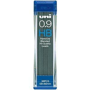 三菱鉛筆 シャープペン芯 ナノダイヤ 0.9 HB 10個 U09202NDHB