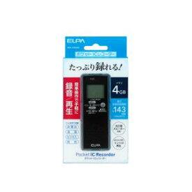 朝日電器 ICレコーダー 4GB ADK-ICR500 (1775300)【smtb-s】