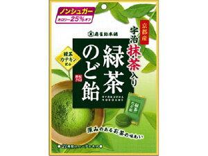 扇雀飴 緑茶のど飴 100g 6入り【入数:6】【smtb-s】