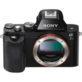 SONY デジタル一眼カメラ(ILCE-7S)【smtb-s】