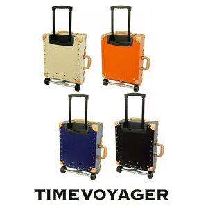 TIME VOYAGER(タイムボイジャー) キャリーバッグ TIMEVOYAGER Trolley タイムボイジャー トロリー プレミアムII 33L サンドベージュ・TV02-BE (2865bj)