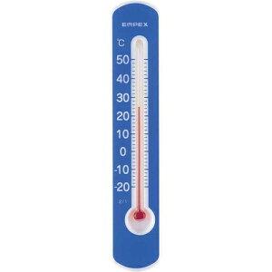 エンペックス (EMPEX) エンペックス気象計 温度計 マグネットサーモ・ミニ 縦型 ブルー TG-2516【smtb-s】