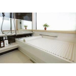 東プレ イージーウェーブ風呂フタ 65×105cm用 ホワイト (4156o)
