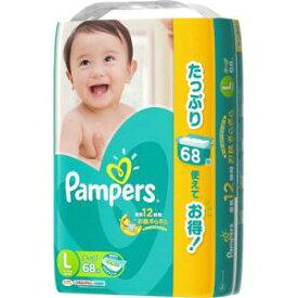 P&G(プロクター・アンド・ギャンブル) パンパース テープ ウルトラジャンボ L【smtb-s】
