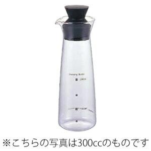【まとめ買い10個セット品】耐熱ガラス製 ドレッシングボトル KT5013-BK 【ECJ】