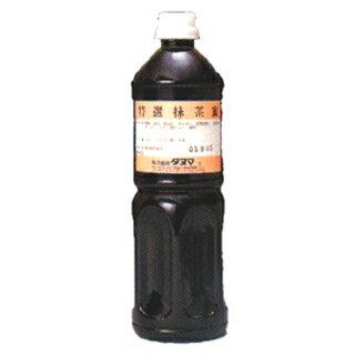 【業務用】業務用かき氷機用 トッピング 特選抹茶蜜 1000ml