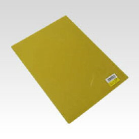 【まとめ買い10個セット品】 カラーバーファイル カバー(A4判タテ型) CBC-07 イエロー 【ECJ】