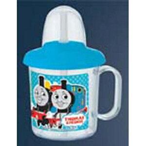 子供食器 きかんしゃトーマス 手付ストローカップ S-5 76374【 和・洋・中 食器 】 【ECJ】