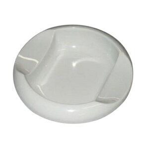 【まとめ買い10個セット品】アーク灰皿 中 I-27 アイボリーホワイト【 卓上小物 】 【ECJ】