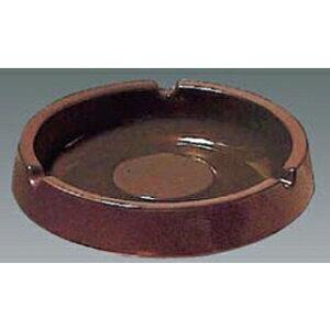 【まとめ買い10個セット品】スナック灰皿 I-7 ゴールデンブラウン【 卓上小物 】 【ECJ】