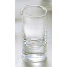 【まとめ買い10個セット品】ガラス ミルクピッチャー #100 小 20ml スキ【 カフェ・サービス用品・トレー 】 【ECJ】