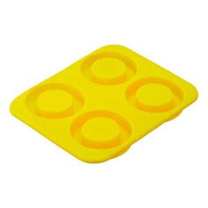 【まとめ買い10個セット品】シリコン ミニロールケーキ型 4個取り DL-5999【 製菓・ベーカリー用品 】 【ECJ】