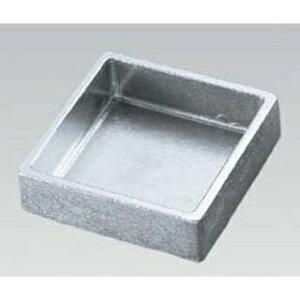 【まとめ買い10個セット品】アルミダイキャスト 灰皿 AL-1030M-1 シルバー【 卓上小物 】 【ECJ】