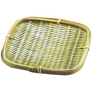 【まとめ買い10個セット品】竹 青角 ツマミ皿 21-035 155×155【 料理演出用品 】 【ECJ】
