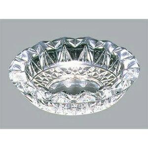 【まとめ買い10個セット品】ガラス グローリー 灰皿 P-05516-JAN【 卓上小物 】 【ECJ】