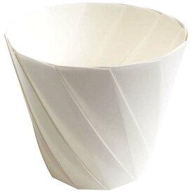 おりがみカップ 小(20枚入)白 520cc 【ECJ】厨房消耗品