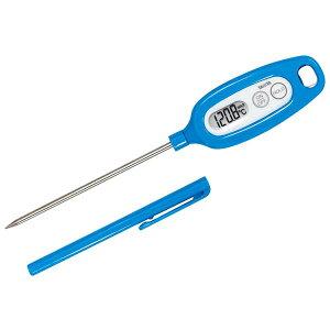 タニタ デジタル 温度計 TT-508NBL ブルー 【ECJ】