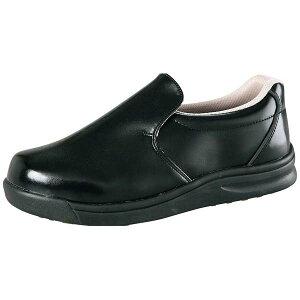 ノサックス 厨房靴 グリップキング 先芯入 黒 GKS-B 30cm 【ECJ】