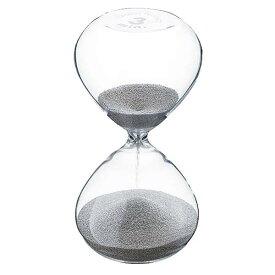 プレシャスサンドグラス シルバー 3min 019517 【ECJ】