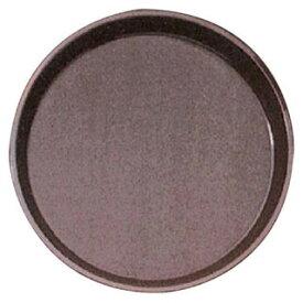 【まとめ買い10個セット品】キャンブロ 丸型 ノンスリップ ポリトレッドトレー PT1600 【ECJ】