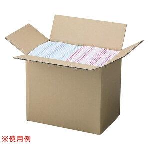 重梱包用ダンボール52×38×30cm10枚 【ECJ】