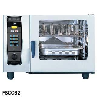 【業務用】フジマック 業務用コンビオーブン FSCCシリーズ ガス式 FSCC62G W1069×D971×H757 【 メーカー直送/代引不可 】 【 送料無料 】
