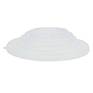 野田琺瑯 White Series 丸型シール蓋(単品) ラウンド12cm用 SFR-12 【ECJ】