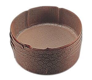 【 パール金属 】 アンテノア 紙製デコレーションケーキ焼型19cm [ 5枚入 ] [ 耐油性・耐熱性に非常に優れた紙製です ]【 調理器具 厨房用品 厨房機器 プロ 愛用 】 【ECJ】
