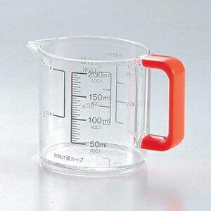 パール金属 Colors 耐熱計量カップ200ml オレンジ【 メジャーカップ おすすめ 料理 計量カップ 人気 計量カップ おしゃれ 計量カップ 水 計量容器 軽量カップ はかり 計量カップ 料理カップ 分